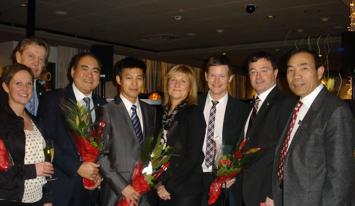SCCC´s seminarie Business China 2012