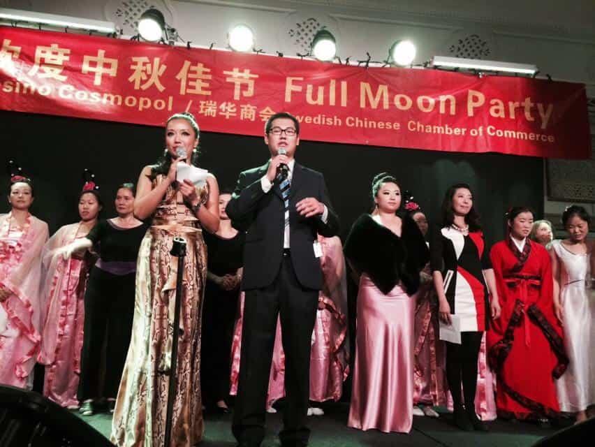 SCCC´s Full Moon Party söndag 4 oktober 2014
