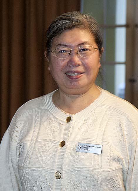 Mingxiu Wang SCCC